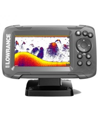 Lowrance HOOK2-4 GPS bullet